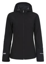 ICEPEAK Damen Softshell Jacket Kerra, Black, 44, 454929682I - 1