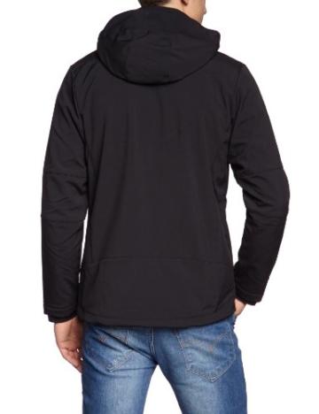 CMP Herren Softshell Jacke, schwarz U901, XXXL 3A40537 - 2