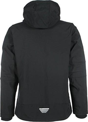 CMP Herren Softshelljacke Zip Hood, nero, M, 3A01787 -
