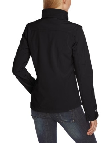 ICEPEAK Damen Softshell Jacket Leonie, Black, 36, 554805682I - 3