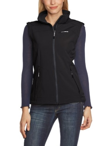 ICEPEAK Damen Softshell Jacket Leonie, Black, 36, 554805682I - 4